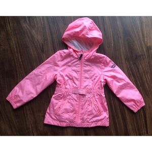 Girls Toddler 4T OshKosh B'gosh Windbreaker